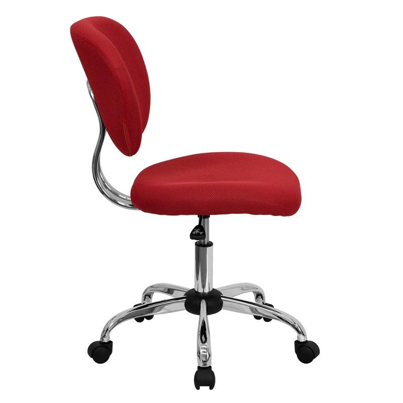 Best MidBack Mesh Task Desk Computer Office Chair Swivel