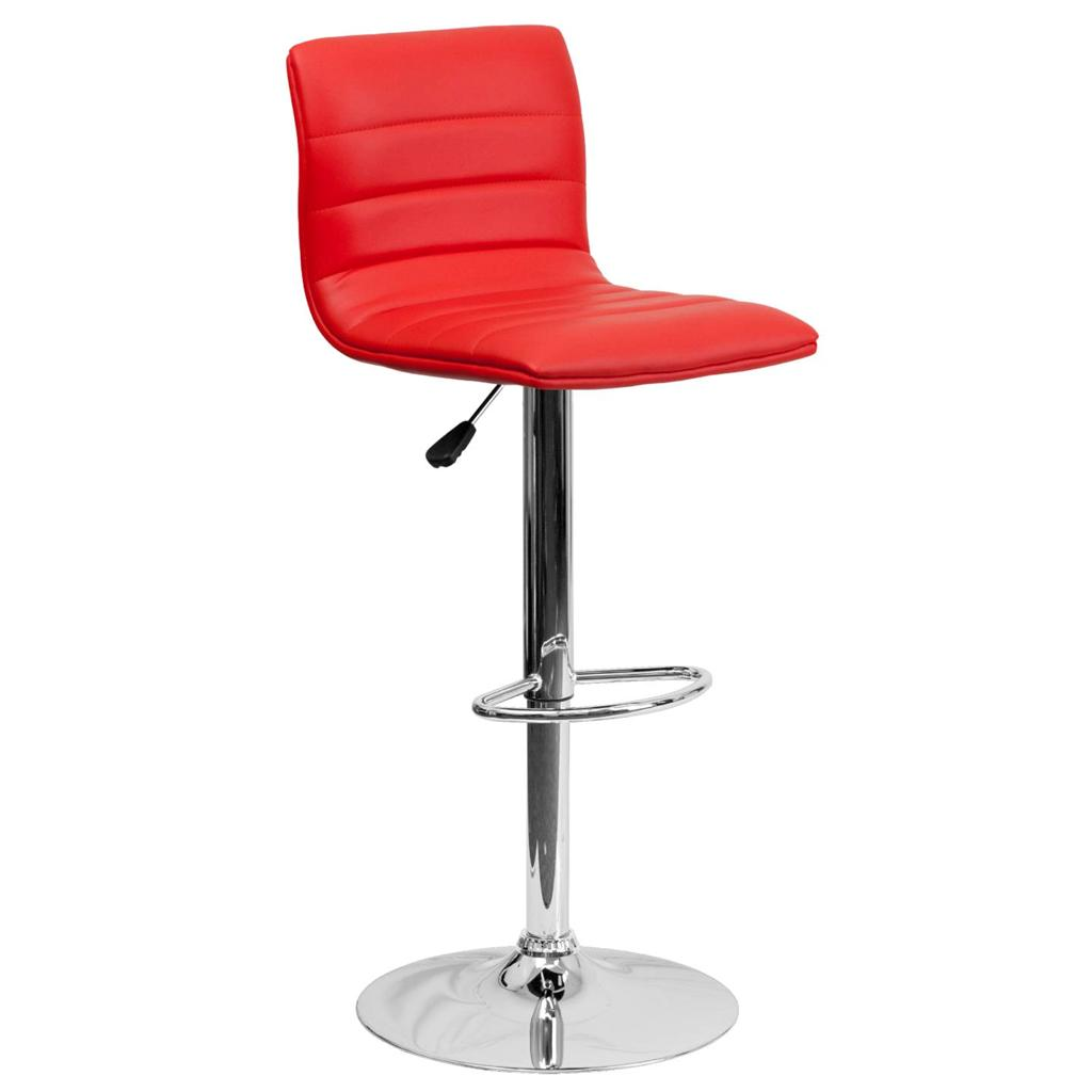 Bar Stool Chair Unique Modern Adjustable Height Metal Bar Stool Swivel