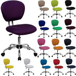 Colorful Desk Chairs Barber For Sale Craigslist Best Mid Back Mesh Task Computer Office Chair Swivel