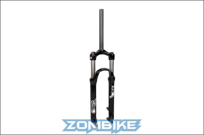 """Suntour XCR HLO 100mm 26"""" MTB Suspension Disc/V Brake"""