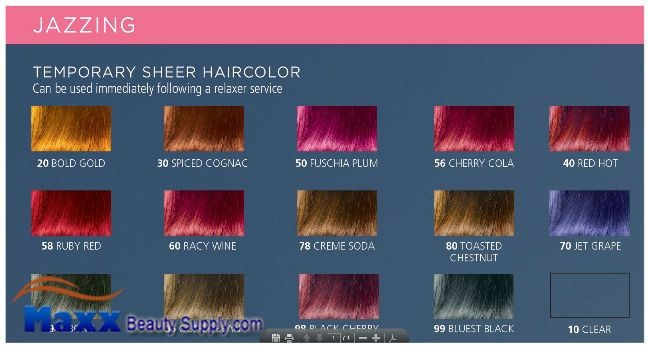 Ebay image hosting at auctiva clairol jazzing temporary hair color also semi permanent oz rh maxxbeautysupply