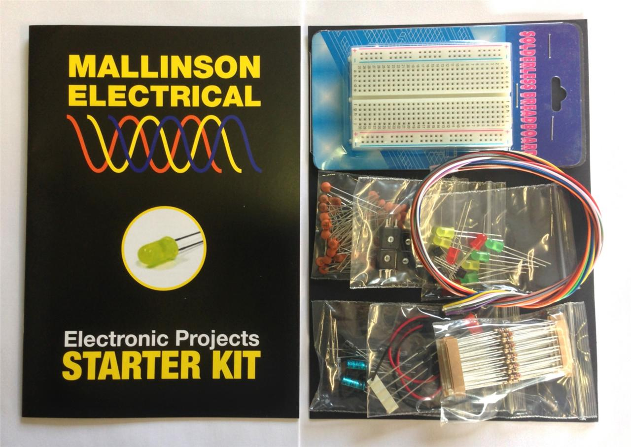 Electronic Circuit Ideas For Beginners