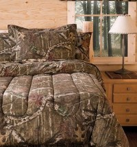 Mossy Oak Infinity Camo Bedding Comforter Sets With Shams ...