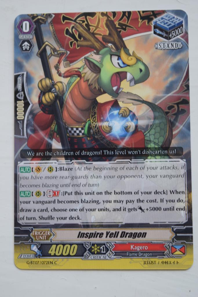 Cardfight Vanguard Glorious Bravery Of Radiant Sword Vgegbt07 4 Card Playsets  Ebay