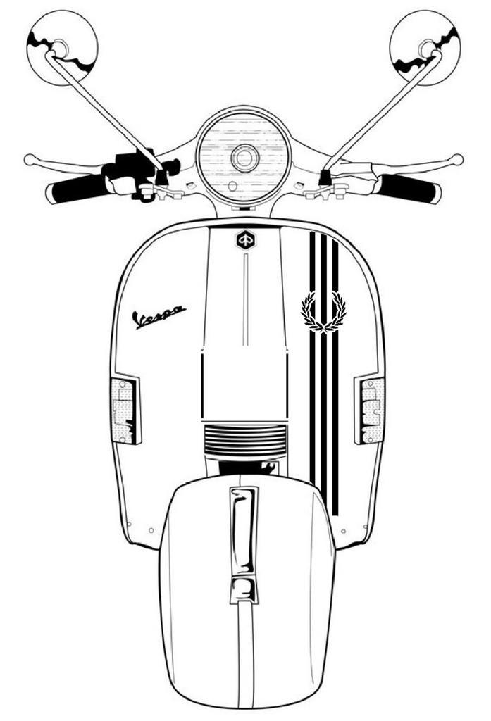 Vespa Px T5