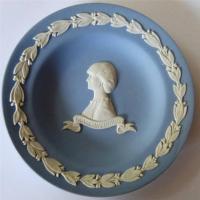 Wedgwood Tableware Blue Jasper Compotier