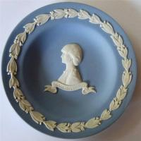 Wedgwood Tableware Blue Jasper Compotier - Sweet/Pin Dish ...