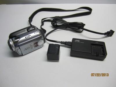 JVC Everio GZ MG21U Digital Camcorder 20GB HDD Hard Disk