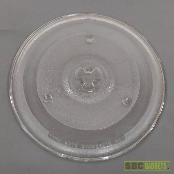 """5 8"""" Microwave Turntable Tray Plate Ge Emerson"""
