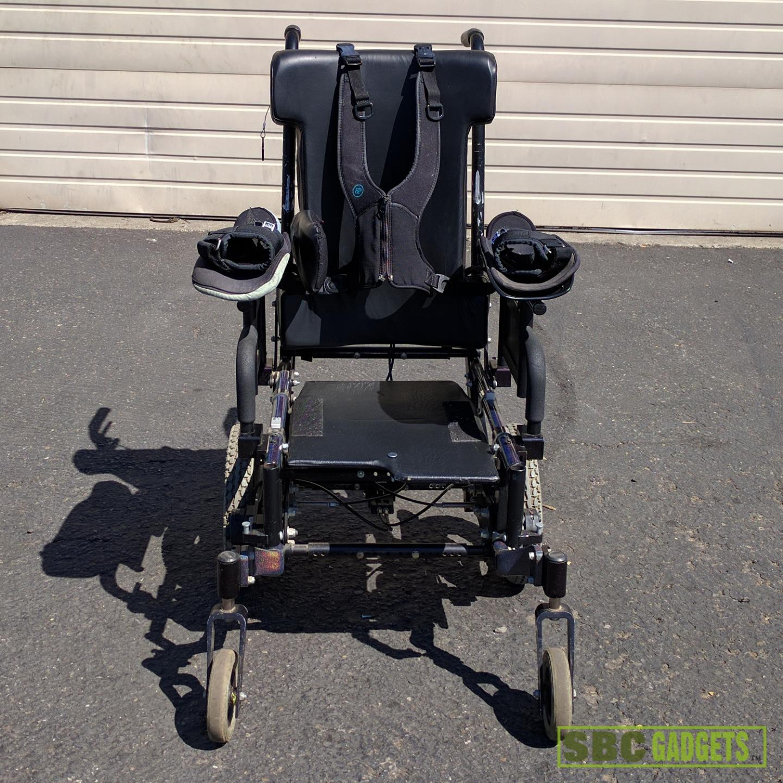 wheelchair ebay sofa rocking chair sunrise medical quickie tilt in space model