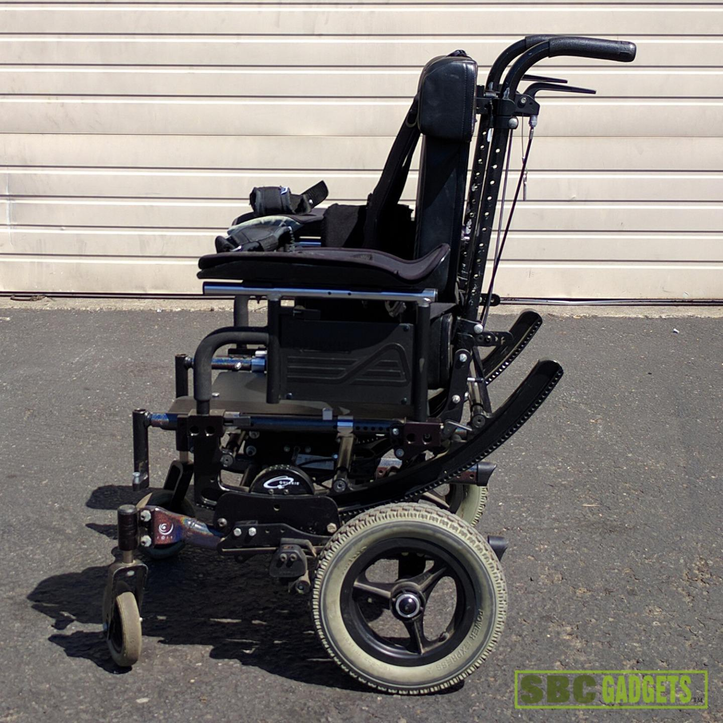 wheelchair ebay fishing chair very sunrise medical quickie tilt in space model