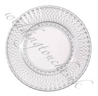 New Luxury Paper Plates Vintage Style Tea Party Plates Tea ...