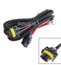 this is a listing for one set of hight quality h11 880 relay harness wiring kit for lighting retrofit work such as installing add on fog lights hid  [ 1000 x 1000 Pixel ]