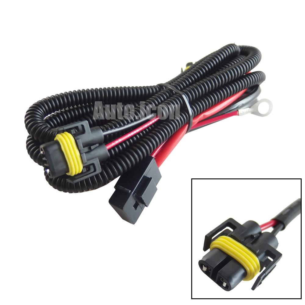 medium resolution of this is a listing for one set of hight quality h11 880 relay harness wiring kit for lighting retrofit work such as installing add on fog lights hid