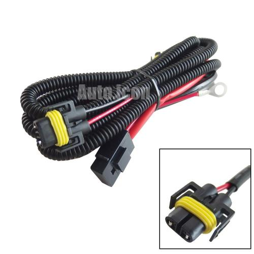 small resolution of this is a listing for one set of hight quality h11 880 relay harness wiring kit for lighting retrofit work such as installing add on fog lights hid