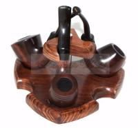 Wooden Stand Rack Stand Rack Holder for 3 New Tobacco ...