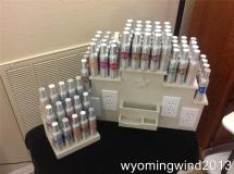 Scentsy 2.7 Fl Oz Room Spray Display Stands Included