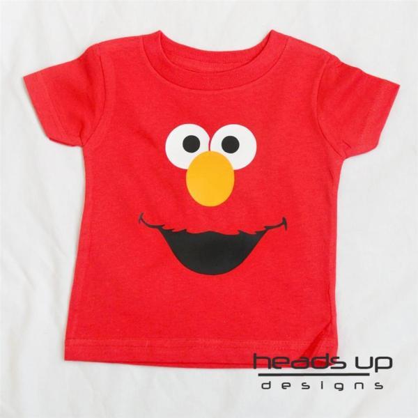 Sesame Street Elmo Toddler Shirt Girls