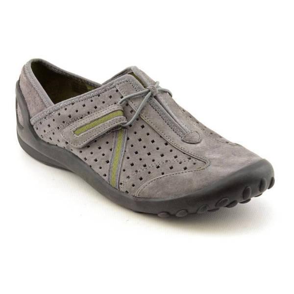 Privo Clarks Women' Shoes Tequini Gun Smoke Athletic