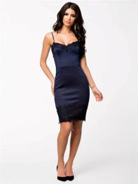 Ladies Sexy Bodycon Dress Evening Party Lace Cocktail Prom