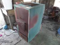 Jordahl Wood Burning Burner Stove Heater Furnace Indoor or ...
