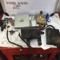2005 Nissan Almera Radio Wiring Diagram 2016 Vw Touareg Fuse Box Location Library