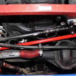 Dodge Ram Front Suspension Diagram How To Read Electrical One Line Adjustable Track Bar | 1994-2002 4x4 With 0