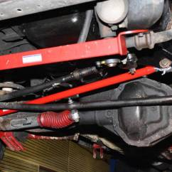 1999 Dodge Ram 1500 Front Axle Diagram 1985 Corvette Wiring Adjustable Track Bar | 1994-2002 4x4 With 0