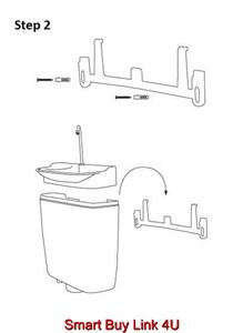 Toilet Cistern ~Wise Flush System~ water saving tank with