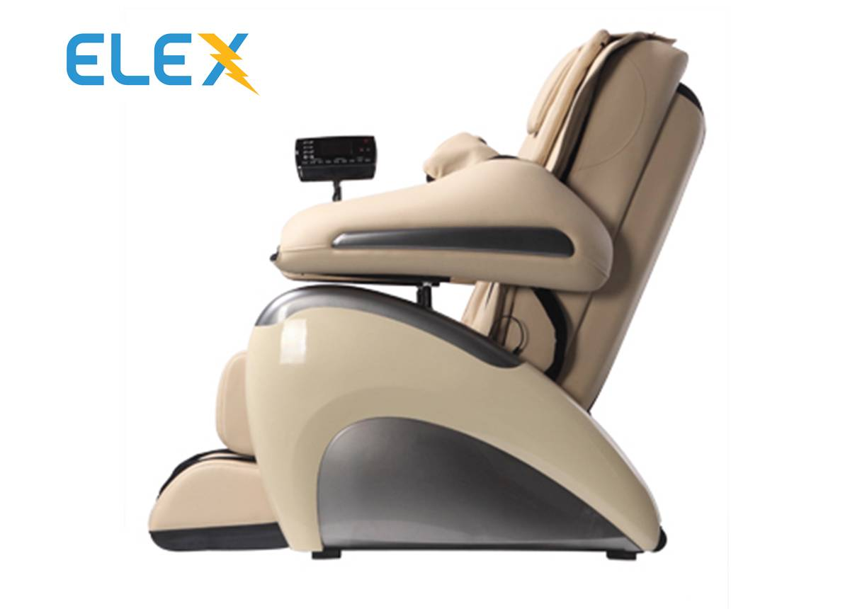 3d massage chair oversized leather and a half new zero gravity music full body massager