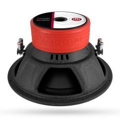 Dual Voice Coil Subwoofer Box Rockford Fosgate 4 Channel Wiring Diagram Db Drive K512d4v2 12 Quot 1500 W Max Ohm Ksv
