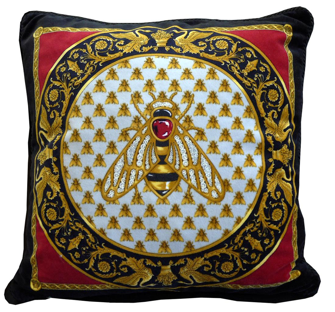 450 Brand New Vintage Gianni Versace Home Signature Bee