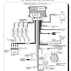 Lpg Wiring Diagram Cars Polar Bear Food Web Lo.gas Mach Pro Cng Ecu Set For Bi-fuel System On 3/4 Cylinders Petrol | Ebay