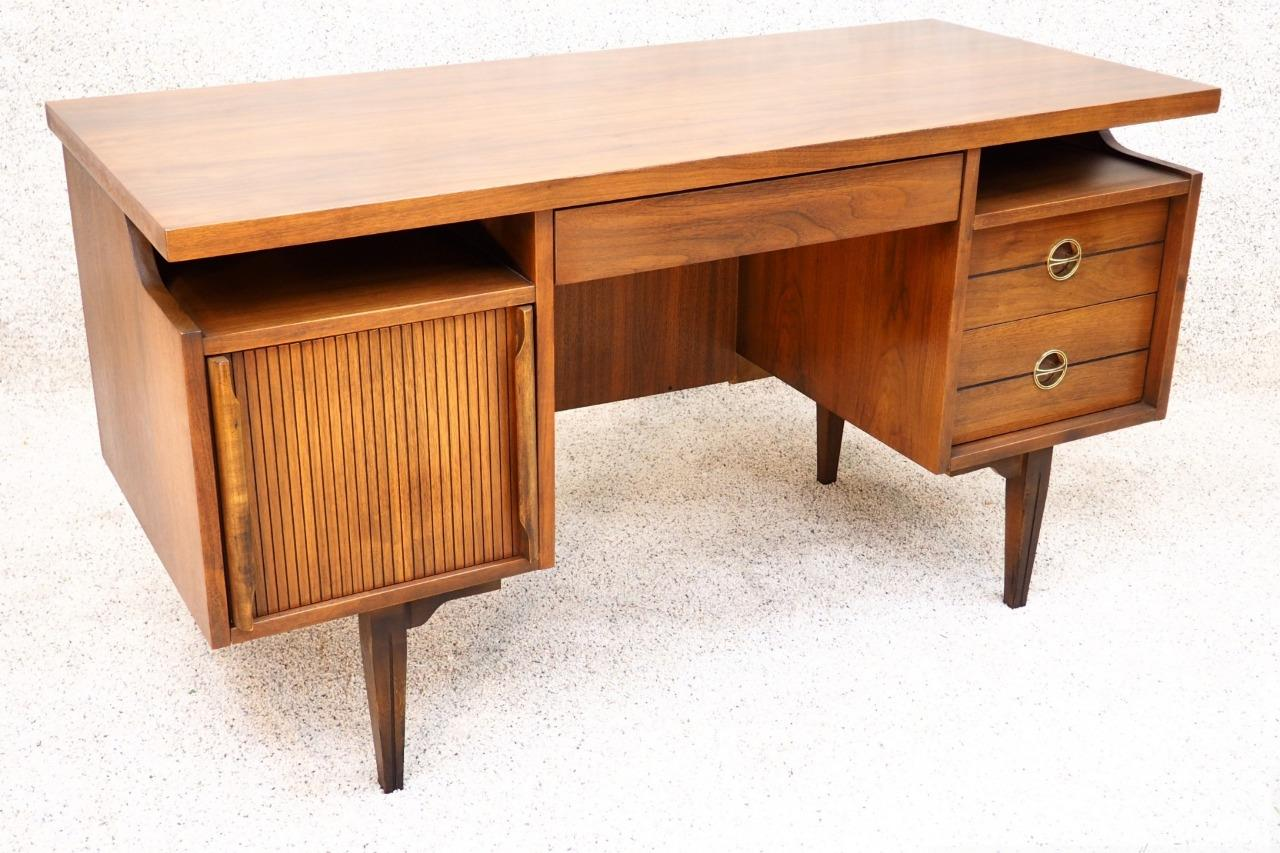 C E CARNEY Styled Mid Century Modern File Cabinet