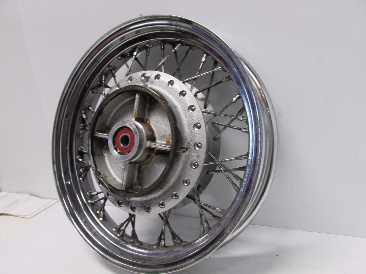 2002 Vulcan 800 Rear Wheel