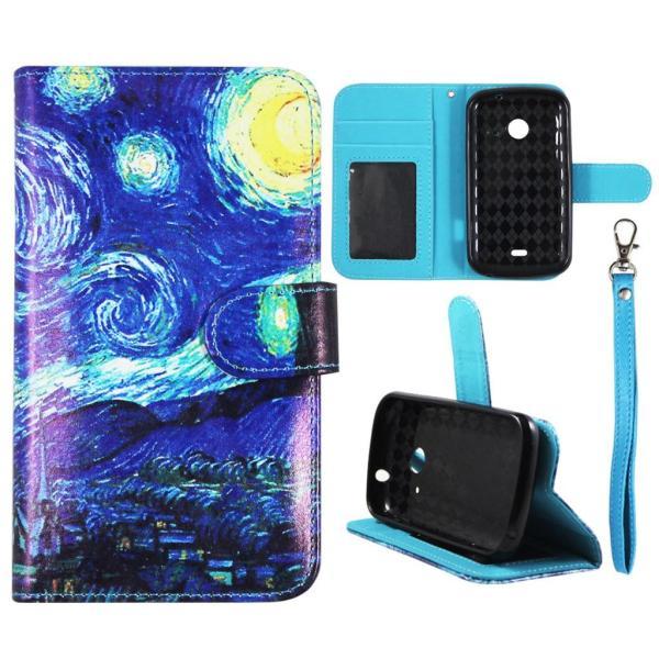 Wallet Leather For zte zinger phone case hard cases design