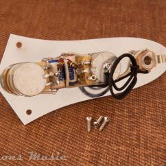 Stacked Pots Wiring Diagrams 3 Gang Light Switch Diagram Uk 60s Stack Knob Jazz Bass Talkbass