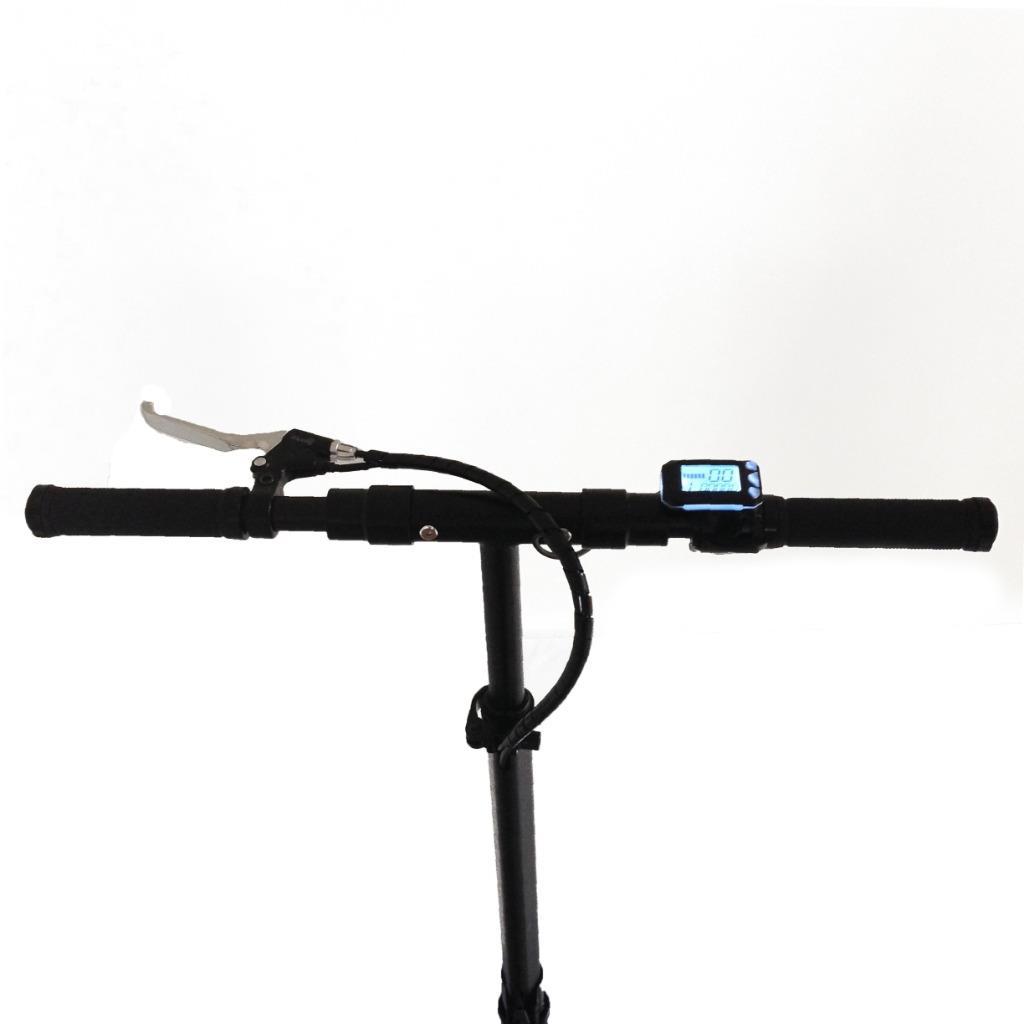 New Vortex Electric Scooter Adult Folding Suspension Drum