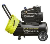 Kobalt 3/8-in x 50-ft Poly Hybrid Air Hose Compressor Tool ...