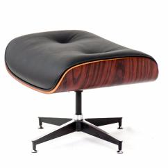 Eames 2 Seat Sofa Replica A Vendre Montreal Charles Lounge Chair Ottoman In Black