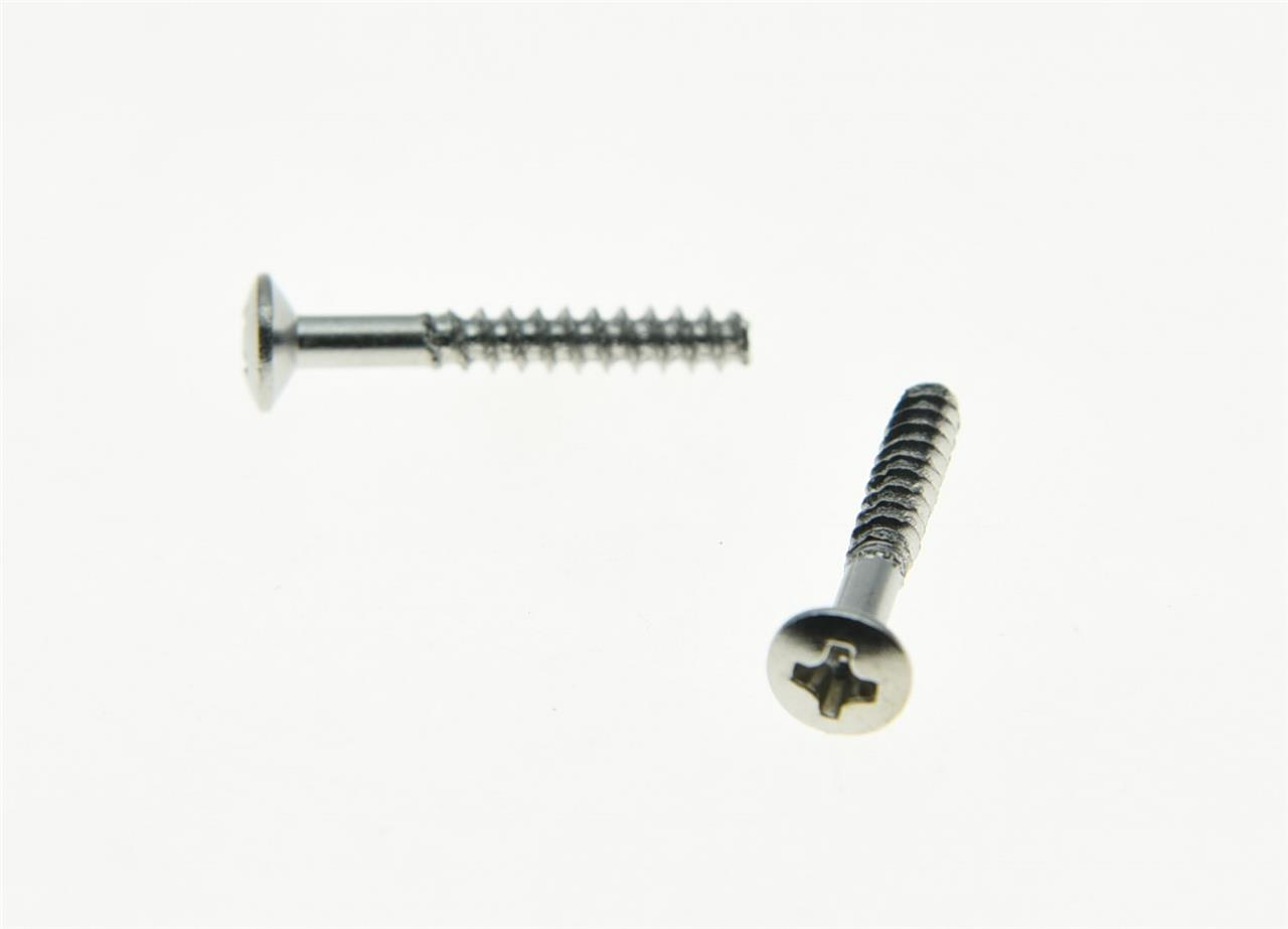 5 Sets (30pcs) Single Coil Pickup Height Screws and