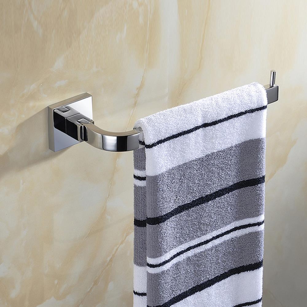 Bathroom Accessories Towel Bar Robe Hook Paper Holder