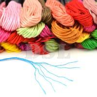 Embroidery Thread On Braids | ausbeta.com