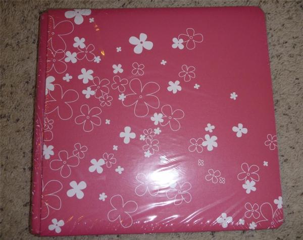 Creative Memories 12x12 Coverset Scrapbook Album