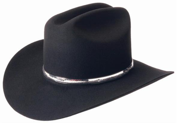 Silverado Hats Silver Dollar Wool Western Cowboy Hat