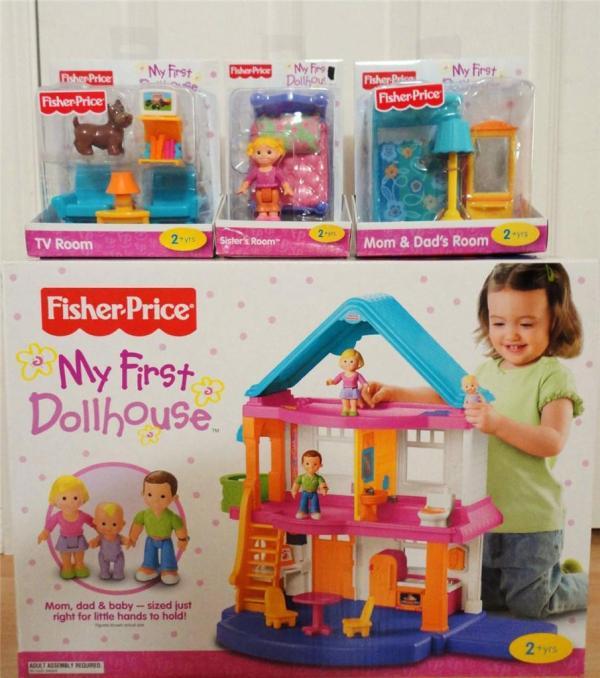 Dollhouse Playset Furniture