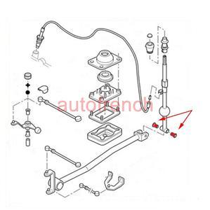GENUINE Peugeot 306 GTi 6 Citroen Xsara VTS Gearstick Gear