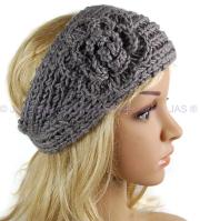 crochet headband hair band knitted