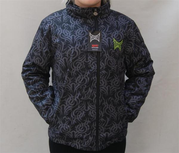 Tapout Printed Padded Winter Snow Jacket Junior Boys