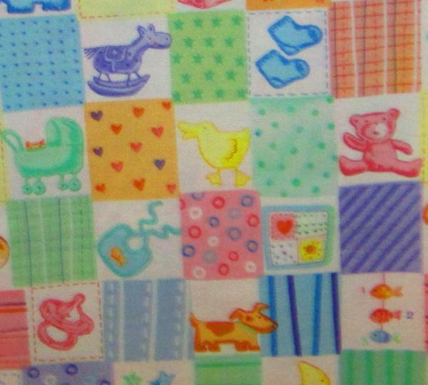 Baby Patchwork Fabrics